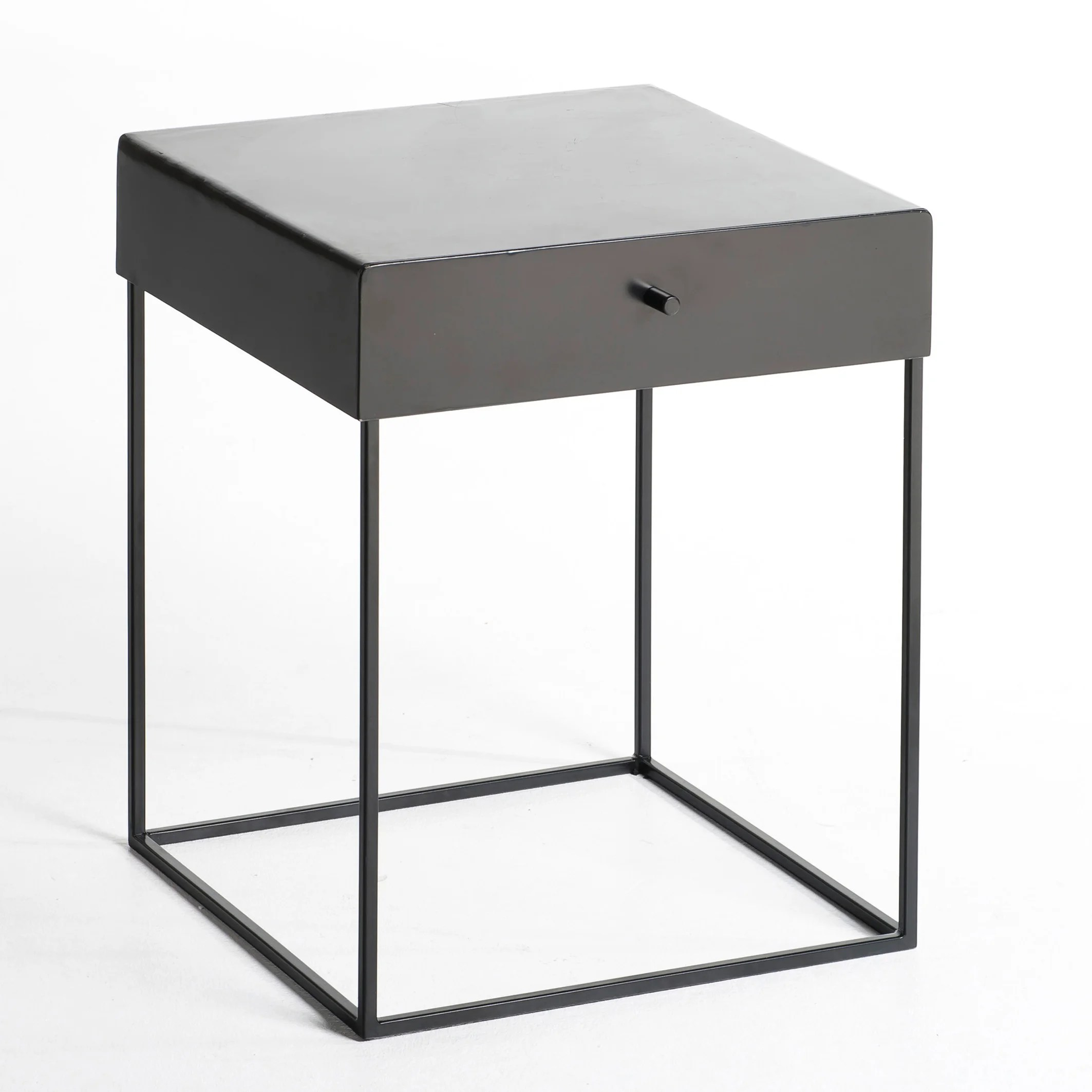 Hypnos metal bedside table AmPm  La Redoute