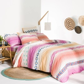 Imagen de Funda nórdica 100% algodón, Brazos La Redoute Interieurs