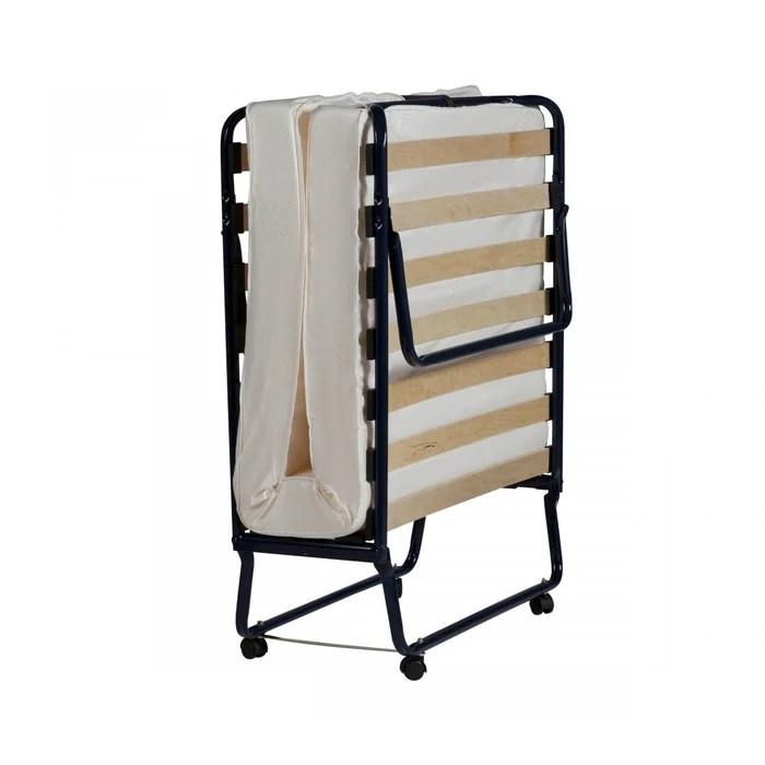 lit d appoint pliant avec matelas 10 cm