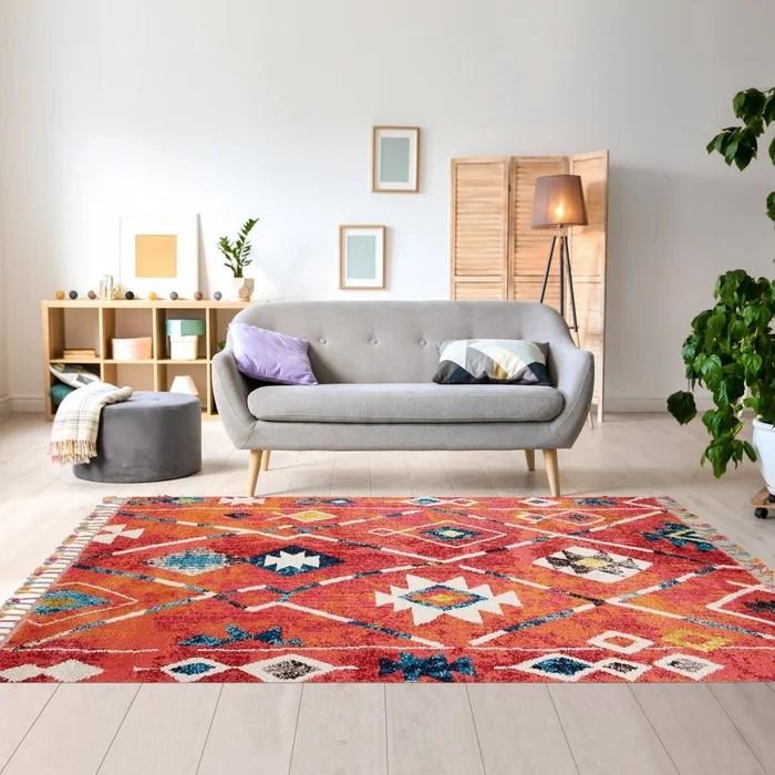 tapis style berbere berber tribal mk 02