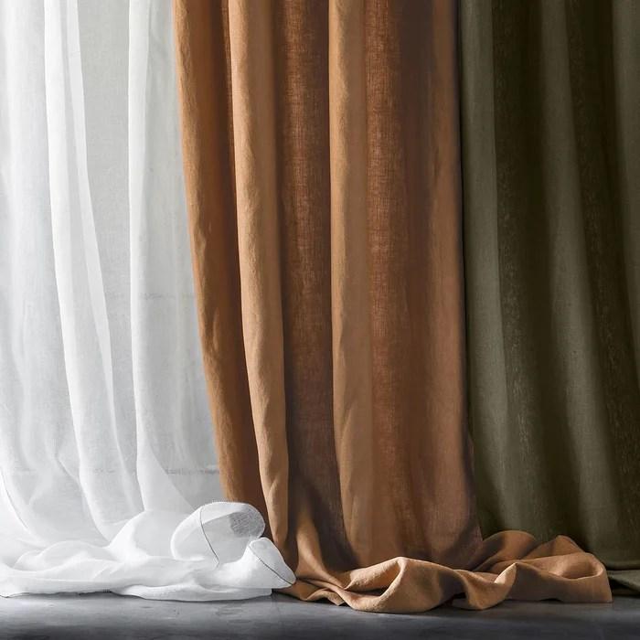 comment faire un ourlet de rideau