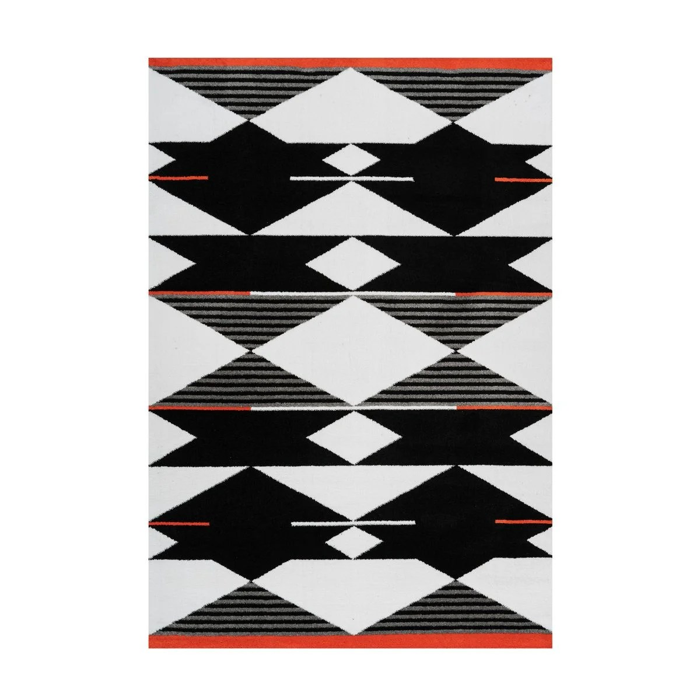 tapis contemporain d inspiration scandinave