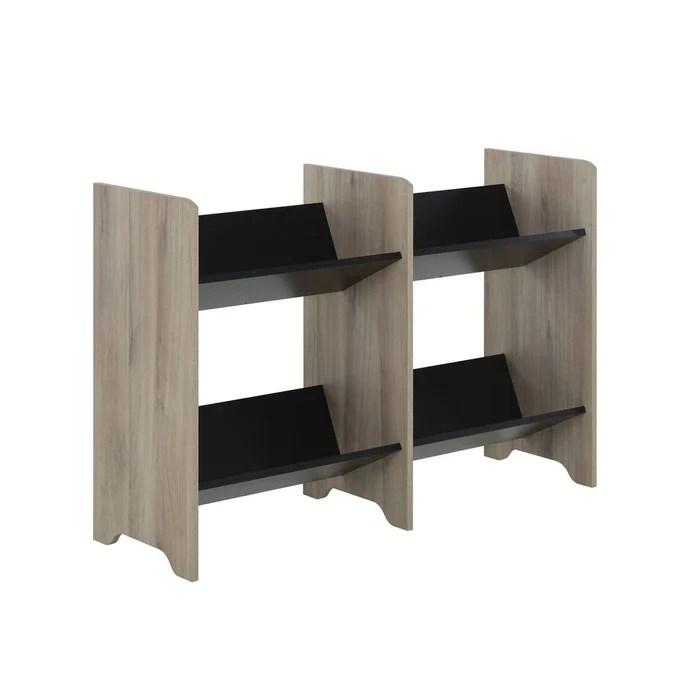 meuble de rangement imitation chene fabrication francaise
