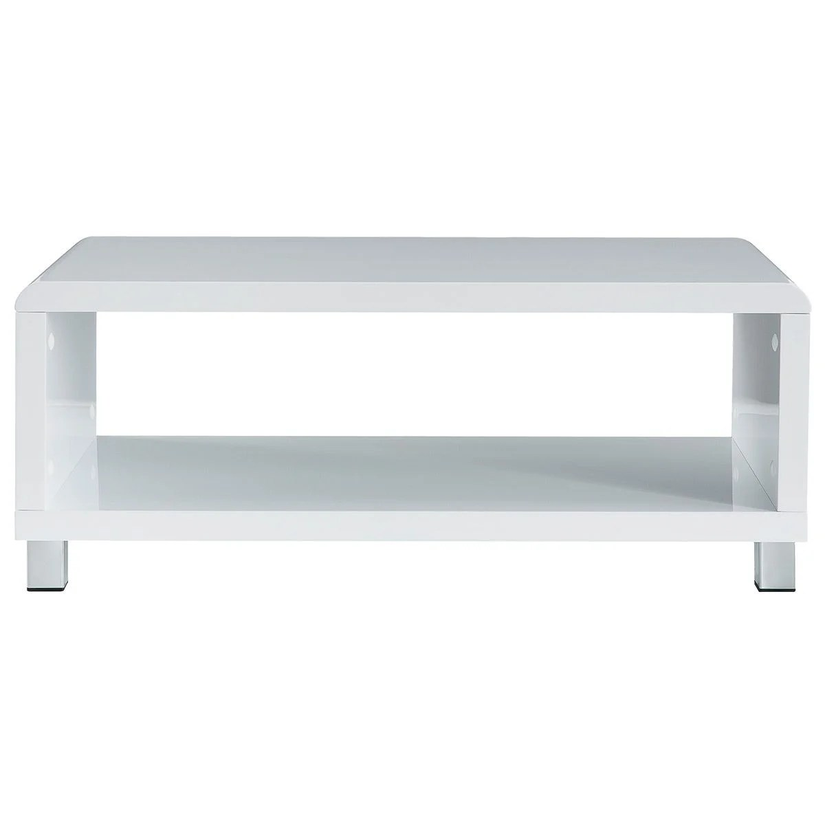 table basse design laquee roxy