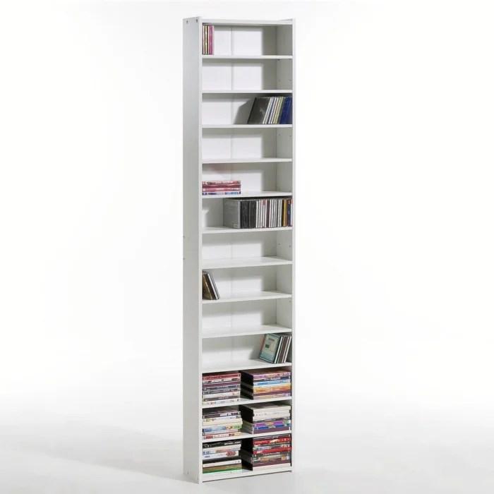 tagre range cddvd hauteur 2 mtres everett La Redoute