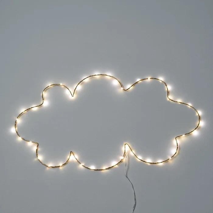 Luminaire nuage led omara laiton AmPm  La Redoute