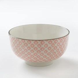 Imagen de Bol de porcelana, Akiva (lote de 4) La Redoute Interieurs