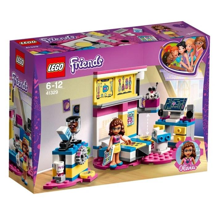 Lego 41329 friends  la chambre labo dolivia Lego  La Redoute