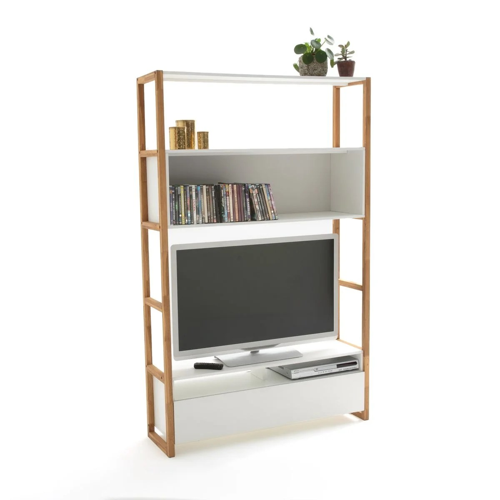 meuble tv etagere compo