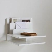Okage floating bedside shelf, white, La Redoute Interieurs ...