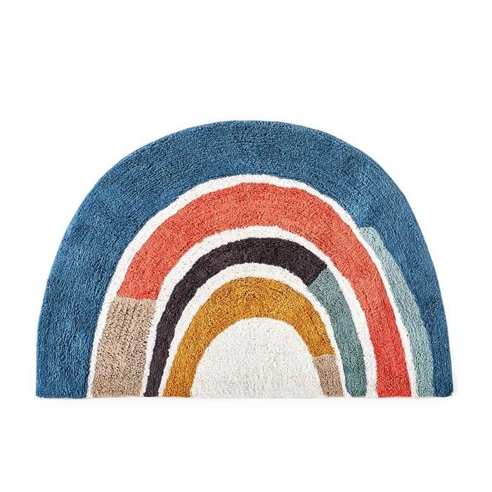 tapis enfant en coton petit modele niji
