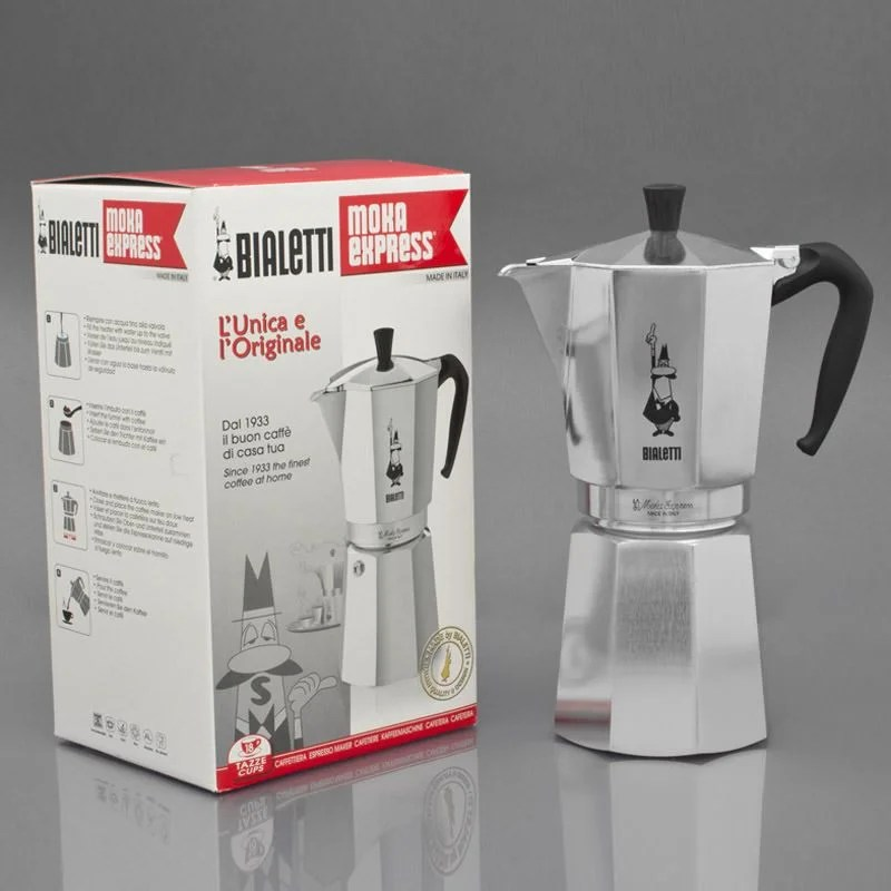cafetiere 1t moka express