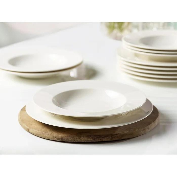 service de table 12pces basic white