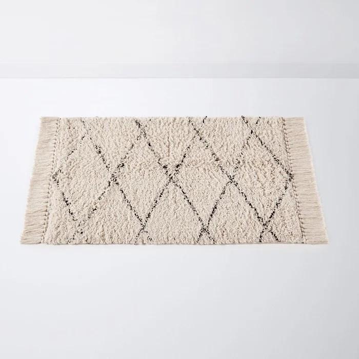 tapis de bain style berbere fatouh