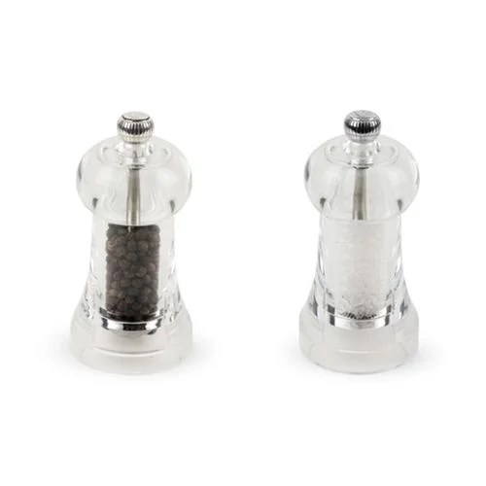 duo de moulin a poivre et sel peugeot toul acryl 11cm toul
