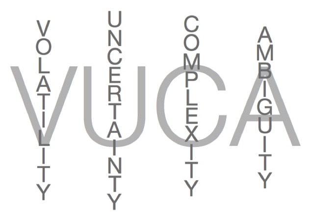 Is your accounting and finance talent VUCA ready