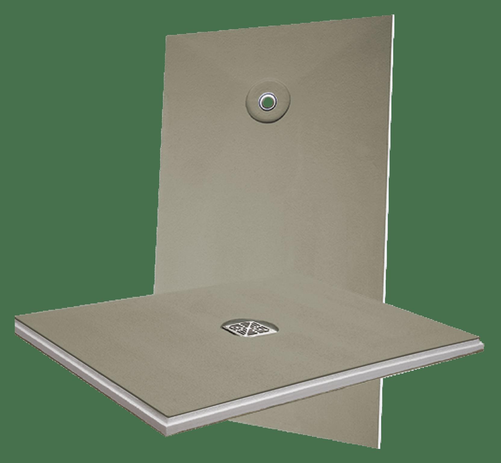 hydro ban pre sloped shower pan