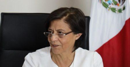 Blanca Jiménez dejará la dirección de la Conagua y será propuesta como embajadora en Francia: AMLO