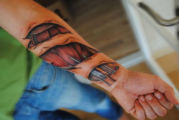 tatuajes 3d 41