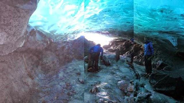 descubrimientos en glaciares 8