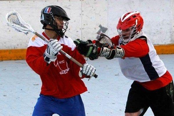 NYC Box lacrosse week 2