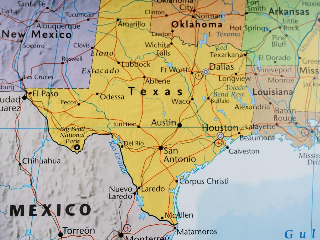 Is Texas East Coast Or West Coast