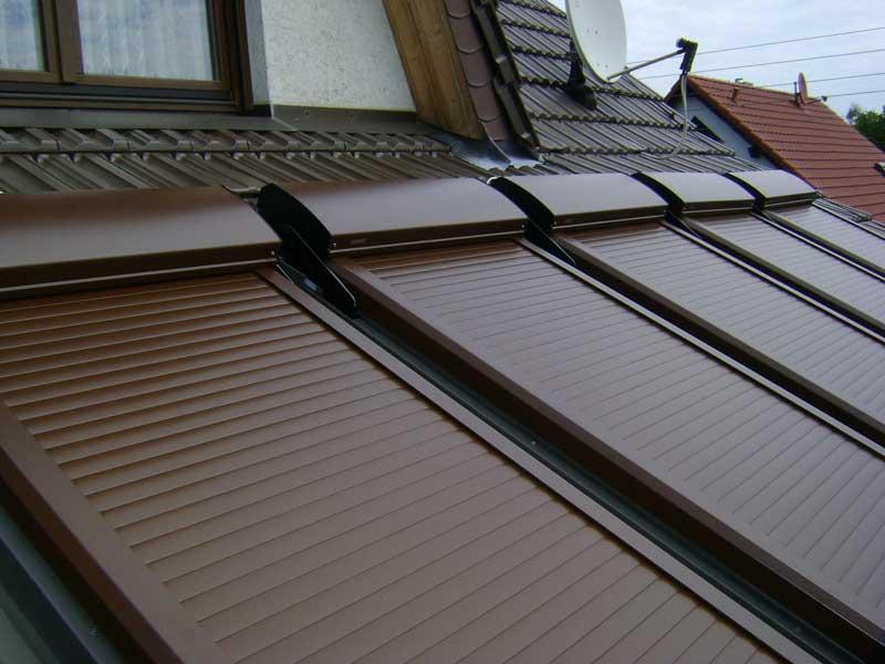 dachfensterrollladen atix fur velux