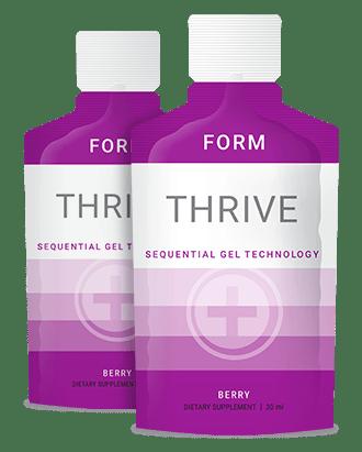 THRIVE Plus SGT Form - Collagen Supplement   Le-Vel