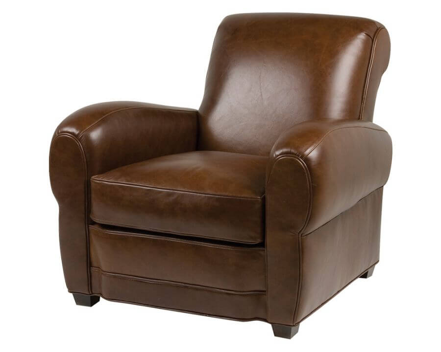Leather Sectional Sofa Recliner