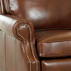 Best Rated Power Recliner Sofas North Carolina American Made Leather Recliners