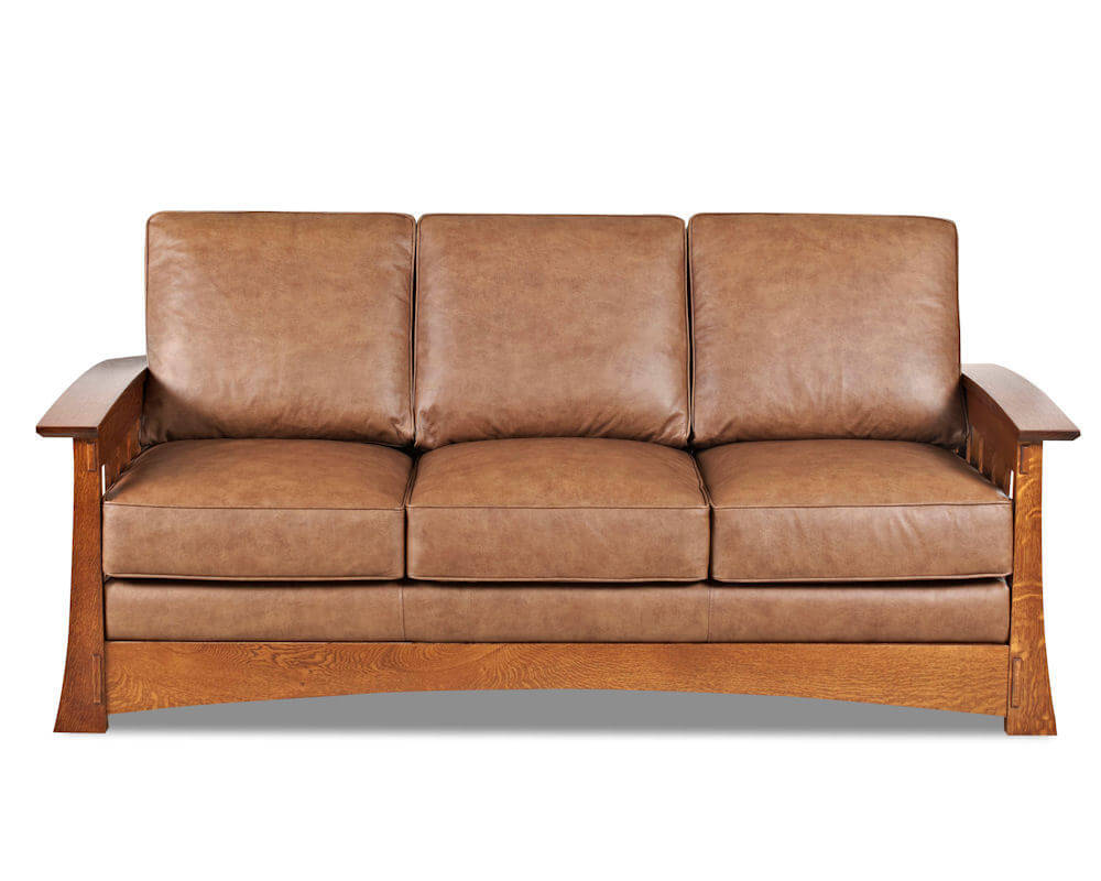 Sectional Sofa 2 Recliners And Sleeper