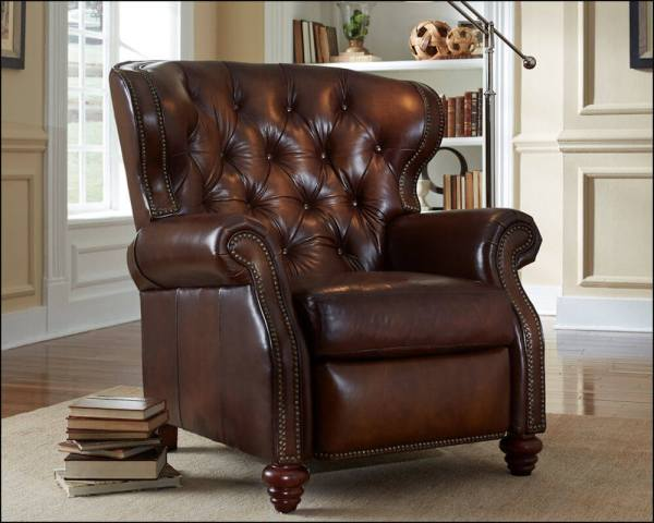 Furniture Leather Recliner Chair