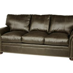 American Made Sofa Sleepers Loveseat Bed For Sale Easton Leather By Classic 111513