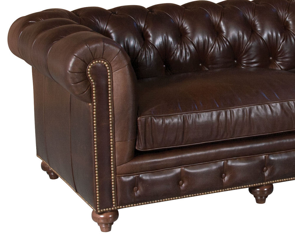 american made sofa sleepers orland leather sectional set classic hemingway 1298 - usa