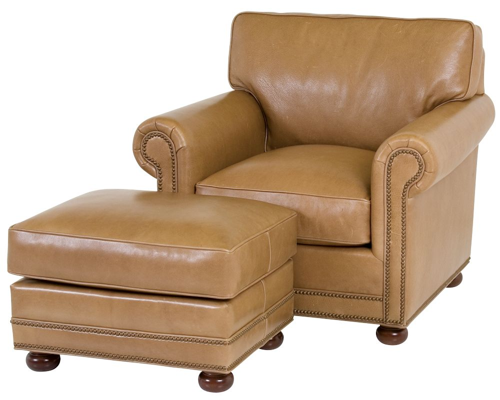 Classic Chair Classic Leather Larsen Chair 56