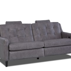 Power Reclining Sofa Made In Usa White Leather Sectional Macy S Comfort Design Manhattan Ii Clp276pb ...