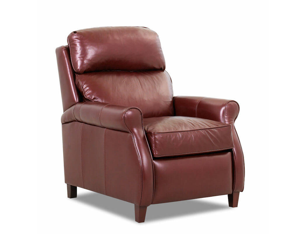 pop up recliner chairs mesh chaise lounge comfort design recliners | leslie cl727