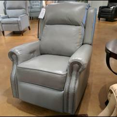 Saddle Seat Chairs Reviews Rattan Living Room Comfort Design Jamestown Recliner Clp762 - Leather Furniture Usa