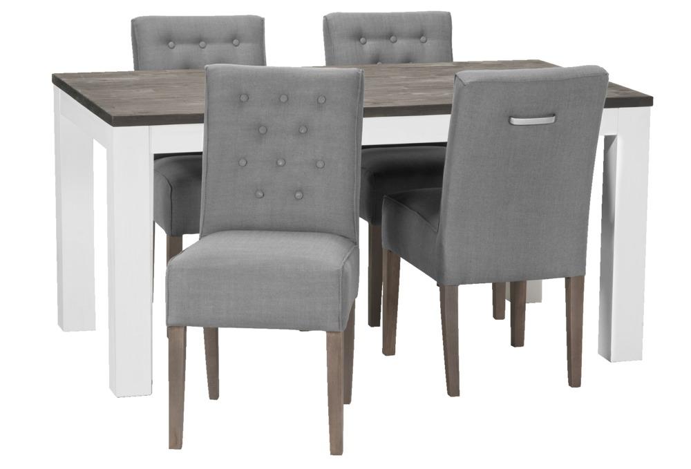 Eettafel Stoelen Grijs De leukste grijze eetkamer stoelen