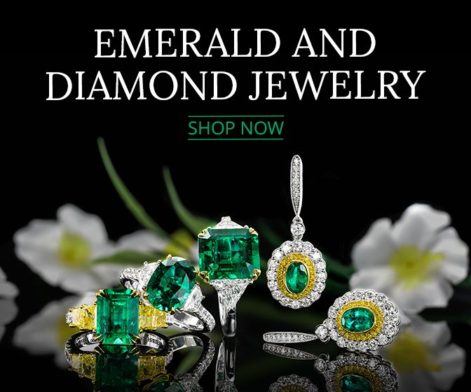 Leibish & Co. - Emerald Jewelry