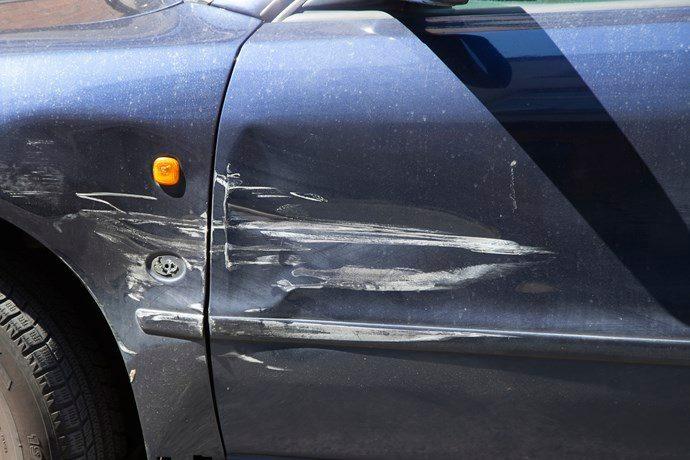 Rayures sur auto aprs rparation au garage  que faire   LeLynxfr