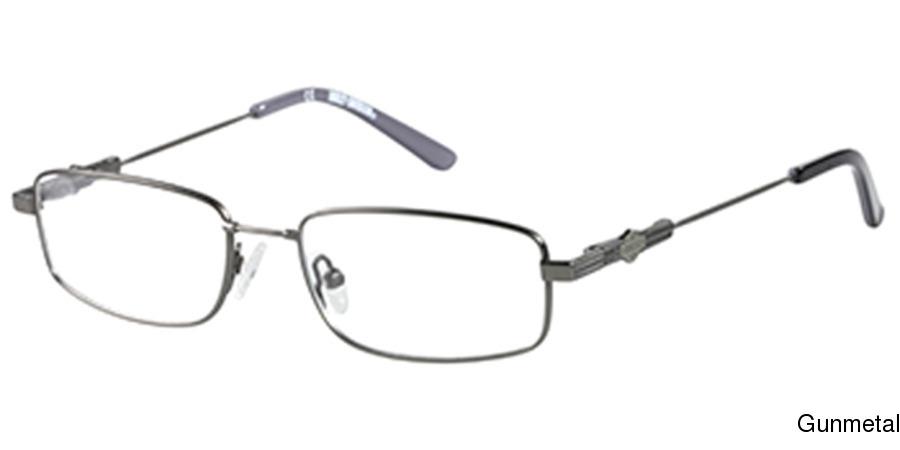 Buy Harley Davidson HD0109T Full Frame Prescription Eyeglasses
