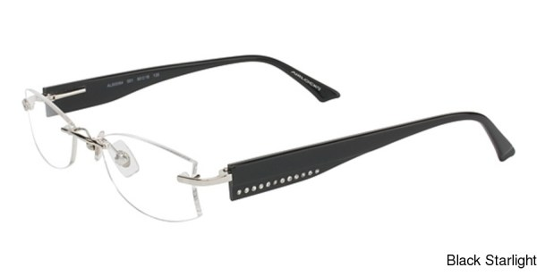 Buy Marchon Airlock 80064 Rimless Frameless