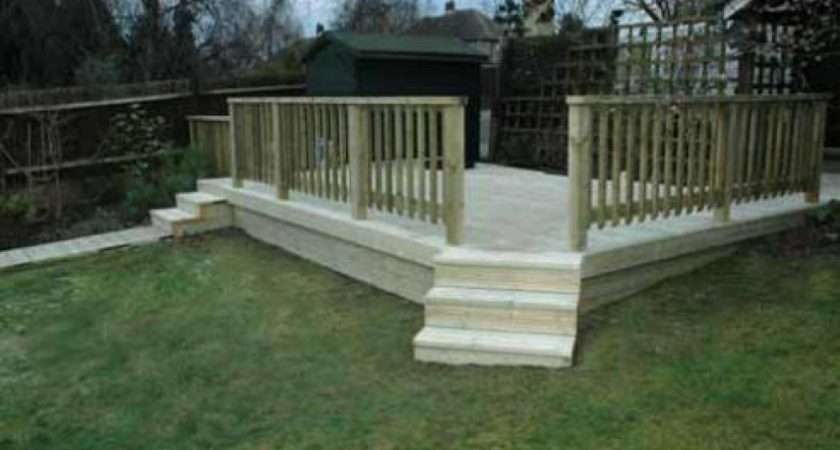 19 Surprisingly Garden Decking Ideas Uk Lentine Marine 47357