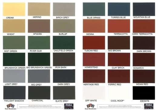 Pics Photos Dulux Paint Colour Chart Lentine Marine 3037