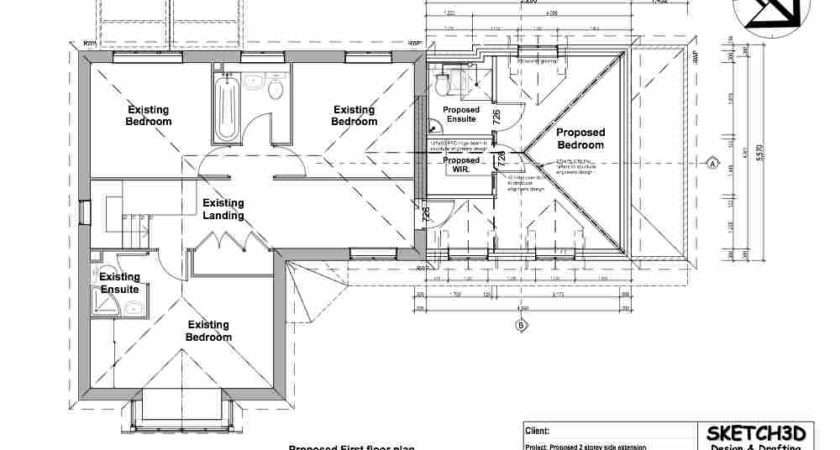2 Bedroom House Extension Ideas