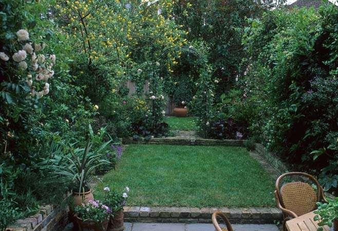 Small Garden Ideas Photograph Town Gardens Jud Lentine Marine