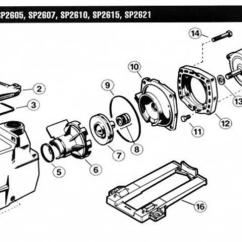 Hayward Super Pump Hand Knob Kit Diagram Of Eclipse The Sun Sp2600 Full Rated Parts