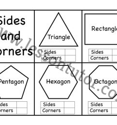 Identify Polygons Worksheet   Printable Worksheets and Activities for  Teachers [ 791 x 1024 Pixel ]
