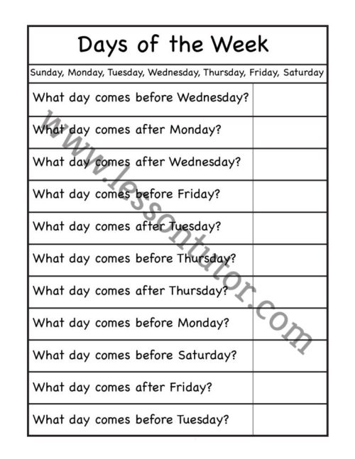 small resolution of Spelling Worksheets - Lesson Tutor